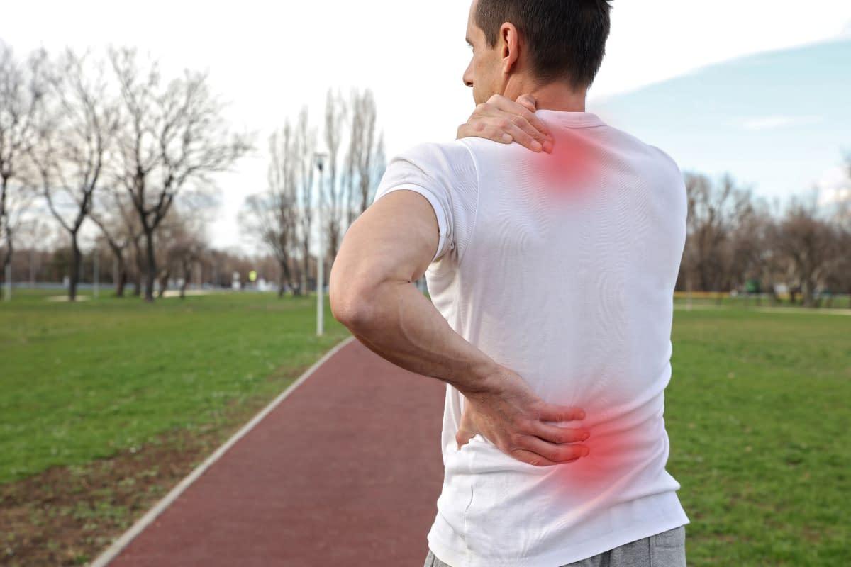 Back & Shoulder pain