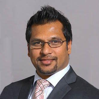 Dr Raj Chari